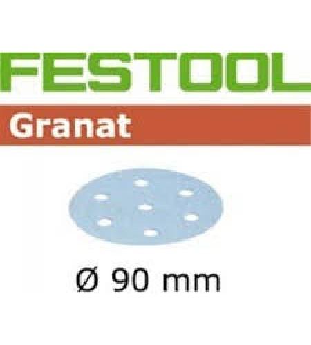 498330 Мат.шлиф. Granat P 1500  компл. из 50 шт. STF D90/6