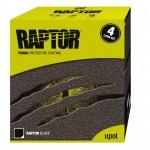 RLB/S4 Защитное покрытие повышенной прочности RAPTOR черное 4+1 л