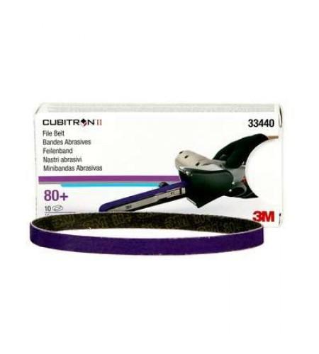 33440 Шлифовальная лента 786C   Cubitron™ II, 10mmx330mm, 80+