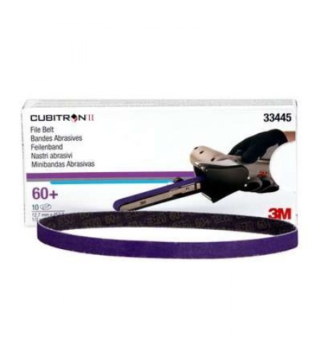 33445 Шлифовальная лента 786С Cubitron™ II, 12.7mmx457.2mm, 60+