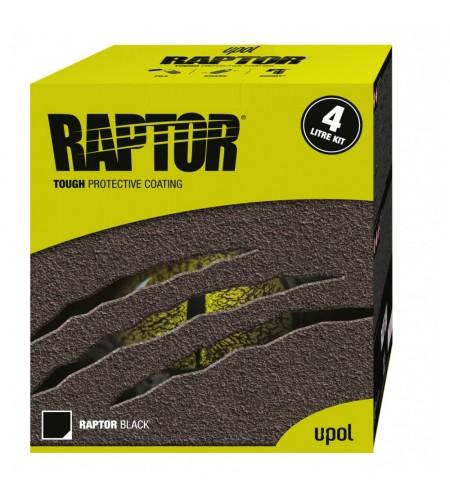 RLT/S4 Защитное покрытие повышенной прочности RAPTOR бесцветное 4+1 л