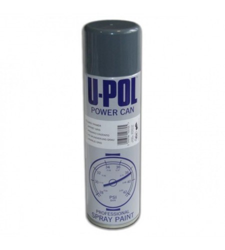 PCPG/AL грунт -выравниватель Power Can серый, аэрозоль 500 мл