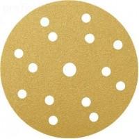553607 Абразивный круг  RADEX Gold Ø150мм 15 отв.   Р180  (100 шт.)