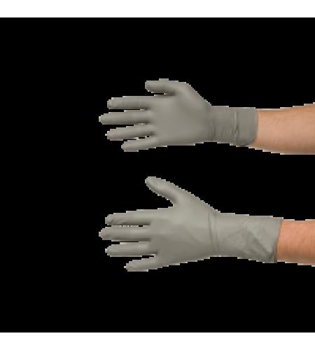 538004  Перчатки нитриловые серые Colad  ХL толстые 0,21 мм