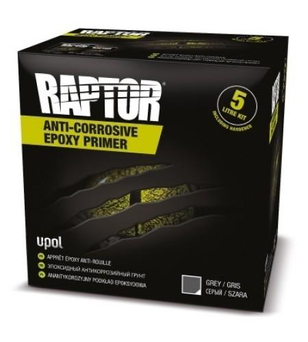 REP/1LK Эпоксидный антикоррозийный грунт RAPTOR, комплект 1л (0,8л грунт + 0,2л отвердитель)