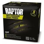 REP/5LK Эпоксидный антикоррозийный грунт RAPTOR, комплект 5л (4л грунт + 1л отвердитель)