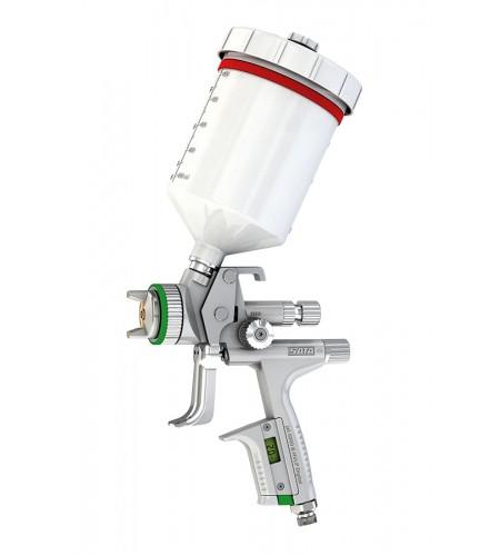 209643 Краскопульт  SATAjet 5000 B  RP 1,3мм с верхним мерным пластиковым бачком 0.6л
