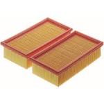452923 Фильтр основной для всех моделей пылеcосов серии СТ, кроме СТ Mini, Midi, 26, 36 (1уп.=2шт)