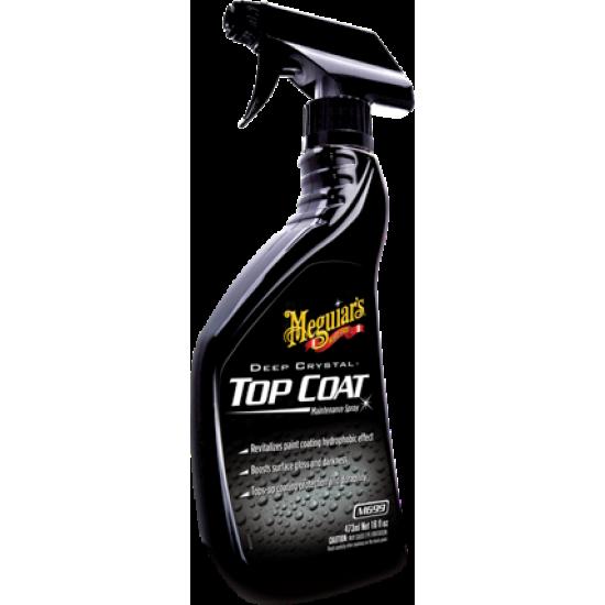 M69916 Финишный защитный спрей Top Coating Maintenance Spray 473 мл. 1/6