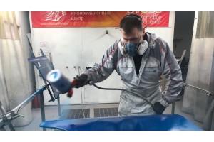 Состоялась презентация окрасочного оборудования для кузовного ремонта!