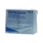 7622.00 Салфетка Кимтекс синяя обезжиривающая (35*38.5см)