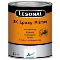 376929 Грунт эпоксидный Lesonal 2K Epoxy Primer /1л