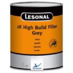 376892 Грунт-выравниватель 2K High Build Filler Grey (серый) 1л