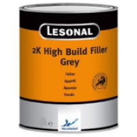 376892 Грунт-выравниватель 2K High Build Filler Grey (серый) 1л