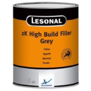 376922 Грунт-выравниватель 2K High Build Filler Black (черный) 1л