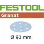 497372 Мат.шлиф. Granat P 320  компл. из 100 шт. STF D90/6