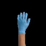 Перчатки нитриловые (голубой) размер L