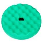 Полировальник двусторонний пальчиковый Quick Connect, зеленый, 150мм/6шт.