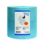 5850470 Салфетки нетканые POLYPRO NEW повышенной прочности для обезжиривания из 100% пполипропилена, синие 32х36см, рулон 500 шт.