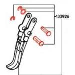 133926 Ремонтный набор для курка пистолетов SATA