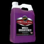 D14001 Средство для очистки колёсных дисков  Wheel Brightener 3,785л. 1/4