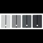 931502 Тест-пластины д/нанесения краски, серые Colad