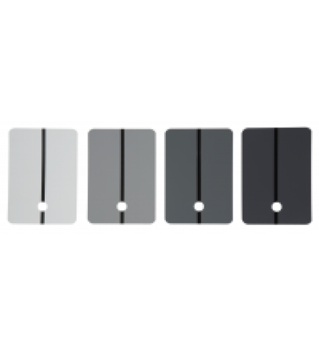 931501 Тест-пластины д/нанесения краски, светло-серые Colad