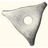 F 015 Треугольники для сварки (100 шт.)