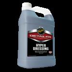 D17001 Высокоэффективное средство для улучшения внешнего вида винила в салоне автомобиля Hyper Dressing 3,785л. 1/4