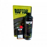RLT/S1 Защитное покрытие повышенной прочности RAPTOR бесцветное 750 мл+250  мл комплект
